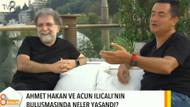 Acun Ilıcalı açıkladı: Ahmet Hakan Yetenek Sizsiniz'e jüri mi olacak?