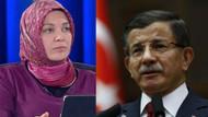 Pelikancı Hilal Kaplan'dan Davutoğlu'na: Konuşmazsan adam değilsin!