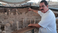 Doğduğu mağarayı ziyaret eden İbrahim Tatlıses duygusal anlar yaşadı!