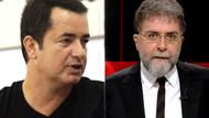 Acun Ilıcalı Ahmet Hakan'ı Tv8'de işe mi alıyor? Yetenek Sizsiniz'de...