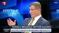 Davutoğlu: İstifa etmeseydim devlet krizi çıkardı