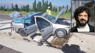 Gazeteci Cüneyt Cebenoyan trafik kazasında hayatını kaybetti