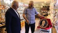 Çatık kaşlı portresini gören Binali Yıldırım'dan 23 Haziran esprisi