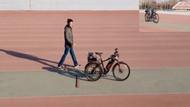 Çin yapay zeka çipiyle kendi kendine giden bisiklet yaptı