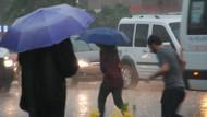 Meteoroloji'den sel ve su baskını uyarısı!