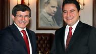 Babacan ve Davutoğlu'nun ekibindeki isimleri açıkladı!