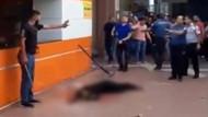 20 yaşındaki genci defalarca bıçakladı, polis dahil herkes seyretti
