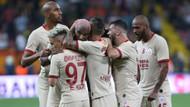 5 kırmızı kart, 5 gol: Kazanan Galatasaray!
