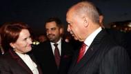 Erdoğan Akşener ile yakından ilgilendi