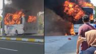 Arka arkaya gelen otobüs yangınlarının sebebi ne?