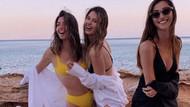Miss Turkey 2018 güzeli Şevval Şahin Tunus'ta tatilde