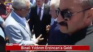 Binali Yıldırım MHP'li ismin elini neden sıkmadı?