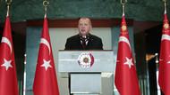 Erdoğan'dan flaş operasyon mesajı: Çok yakında...
