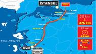 AA: İstanbul İzmir Otoyolu'na 265 lira ödeyenler 304 lira tasarruf edecek