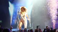 Jennifer Lopez seksi kıyafetiyle Antalya'yı salladı! Unutulmaz konser