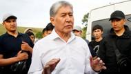 Eski Kırgızistan Cumhurbaşkanı Atambayev'in evine polis baskını