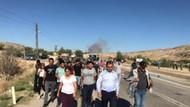 Hasankeyf için yürüyen HDP'lilere darp ve gözaltı