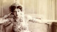 20. yüzyılın efsane casusu Mata Hari'nin ilginç hayat hikayesi!