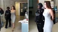 Uyuşturu kralı ve bikini modeli sevgilisi tutuklandı