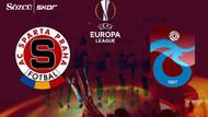 Trabzonspor Sparta Prag maçı hangi kanalda yayınlanacak?
