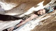 4 gün kayaların arasında sıkışmış kaldı: Bıçak olsa kendimi öldürürdüm