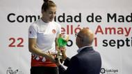 Buse Naz Çakıroğlu en iyi kadın boksör!