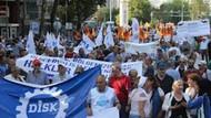 Ankara 1 Eylül Mitingi: Kayyumlar halk iradesine darbedir