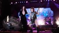 Şebnem Ferah Edremit konserinde kadın cinayetlerine tepki gösterdi