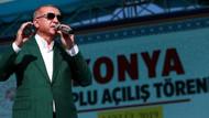 Erdoğan Davutoğlu'na kendi memleketi Konya'da meydan okudu