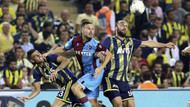 Fenerbahçe 1-1 Trabzonspor: Nefes kesen maç
