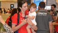 Naz Aydemir Akyol hem annelik yaptı hem de milli takım için savaştı