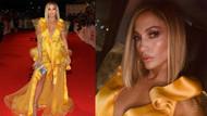 Jennifer Lopez cesur kıyafetiyle nefes kesti