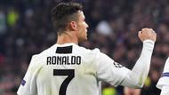 Ronaldo'nun maaşı dudak uçuklattı