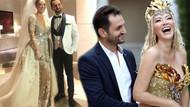 Aylin Coşkun Volkan Aslan'la evlendi kilolarca altın takıldı