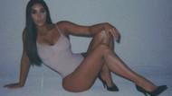 Kim Kardashian: Benim de selülitim var, ben de bazen kendimi beğenmiyorum