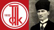 TDK Atatürk ve emanetlerini sitesinden kaldırdı