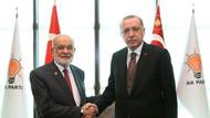Erdoğan ve Karamollaoğlu arasında sürpriz görüşme