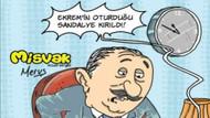 Misvak'tan tepki çeken Ekrem İmamoğlu karikatürü