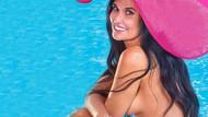 Demi Moore ünlü dergiye çıplak poz verdi