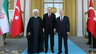 Putin ve Ruhani üçlü zirve için Ankara'ya geliyor