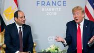 Trump'tan Sisi'ye: Nerede benim favori diktatörüm