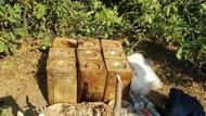 Bitlis'te 180 kilo patlayıcı madde bulundu