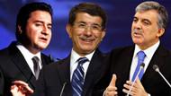 Karar yazarı: Gül, Davutoğlu ve Babacan makamı değil, ilkelerini önemsediler