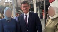 Metin Feyzioğlu, eşi türbana girdi diye paylaşılan fotoğrafa sert tepki gösterdi