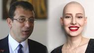 İmamoğlu'ndan Neslican'a destek: Kanser değil, sen güçlüsün