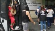 İstanbul pavyonlarına polis baskını: 23 konsomatris gözaltında