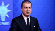 AKP Sözcüsü Çelik'ten flaş açıklama: Erken seçim diye bir şey yok