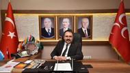 MHP Antalya İl Başkanı Mustafa Aksoy istifa etti
