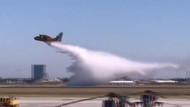 Uçamaz denilen THK uçakları Teknofest'te şov yaptı