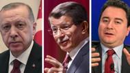 Erdoğan'dan Davutoğlu ve Babacan'a karşı yeni önlem